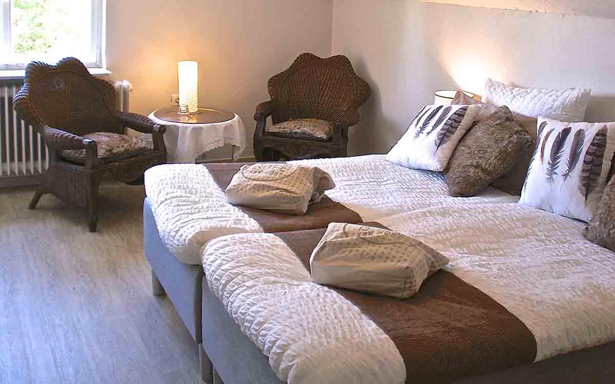 Schönes Gästezimmer in Mettenheim